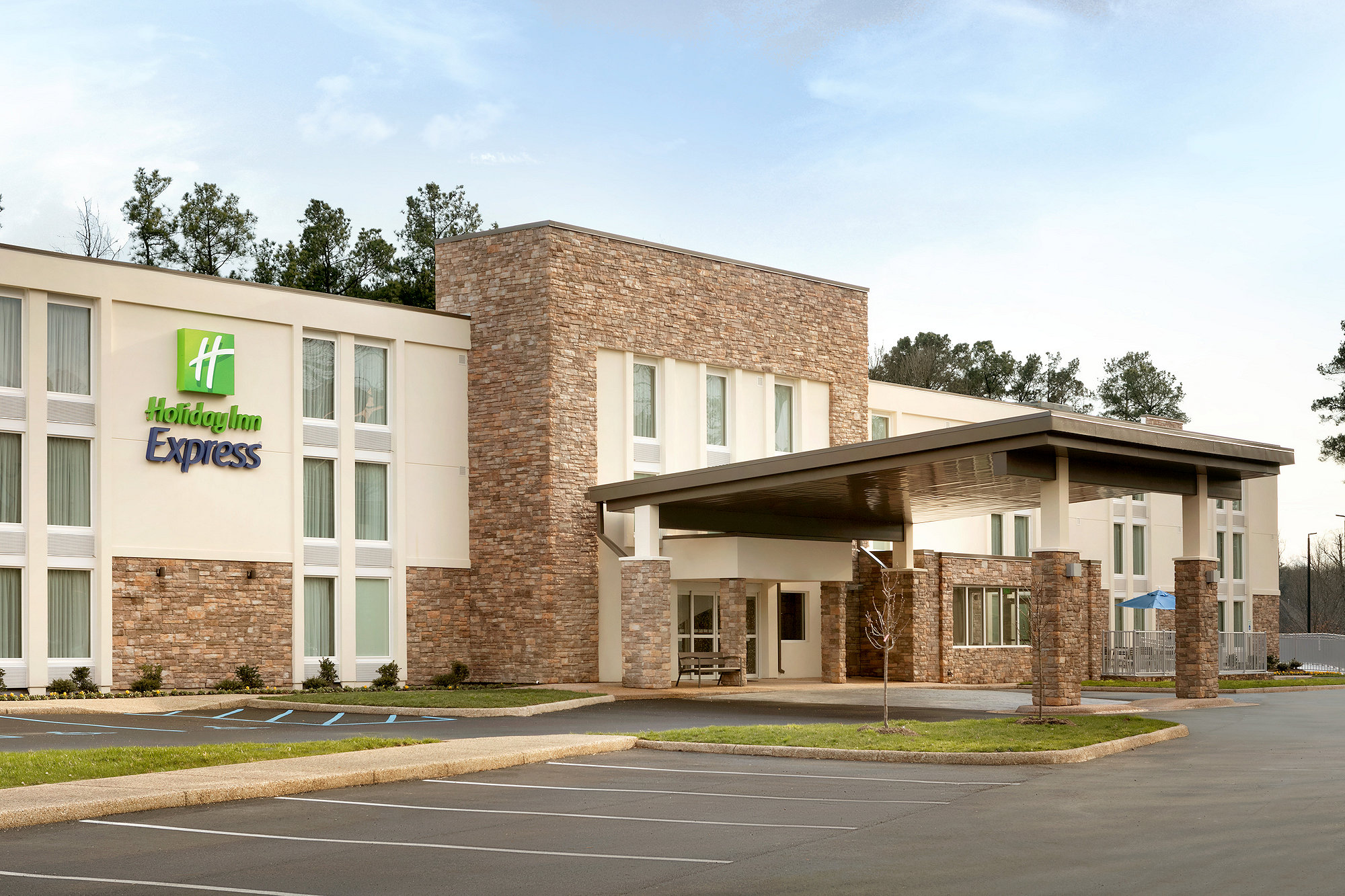 Holiday Inn Express Williamsburg Busch Gardens Area | HMP Properties
